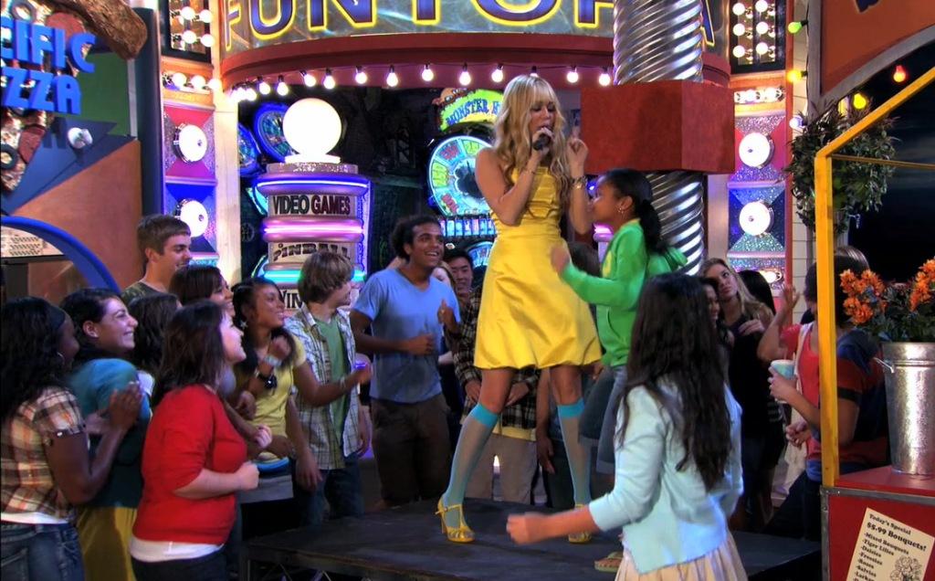 Hannah Montana  Nobody s perfect with Lyrics   YouTube